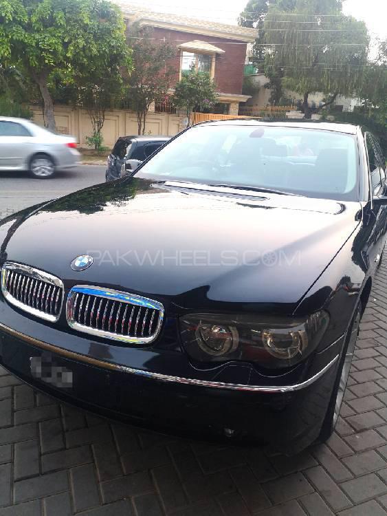 BMW 7 Series 730d 2003 Image-1