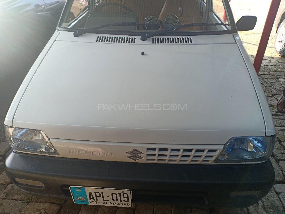 Suzuki Mehran VX Euro II 2019 Image-1