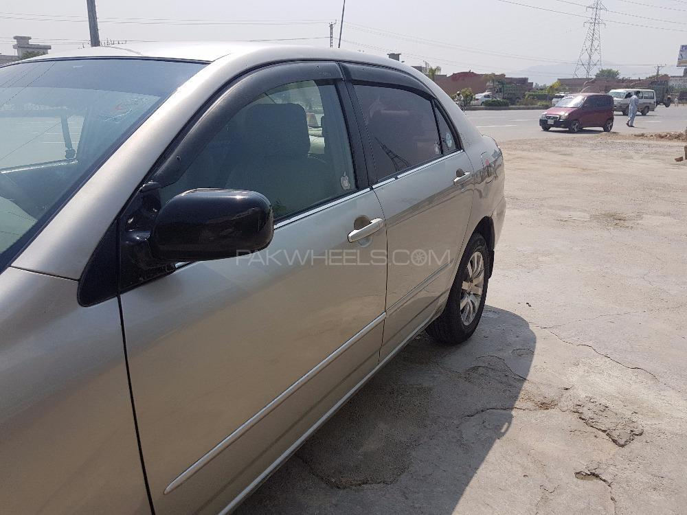 Toyota Corolla X 1.5 2001 Image-1