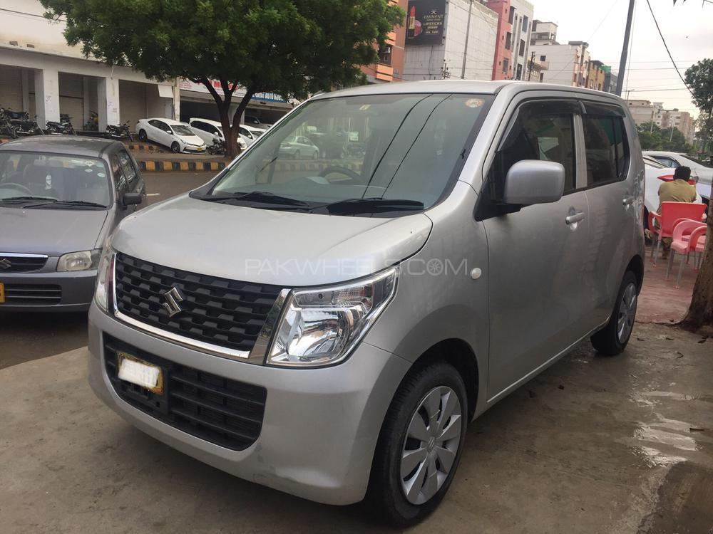 Suzuki Wagon R FX Limited 2015 Image-1