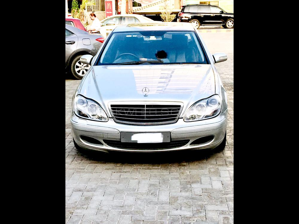Mercedes Benz S Class S350 2005 Image-1