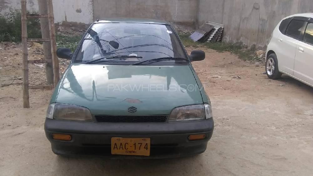 Suzuki Margalla 1996 Image-1