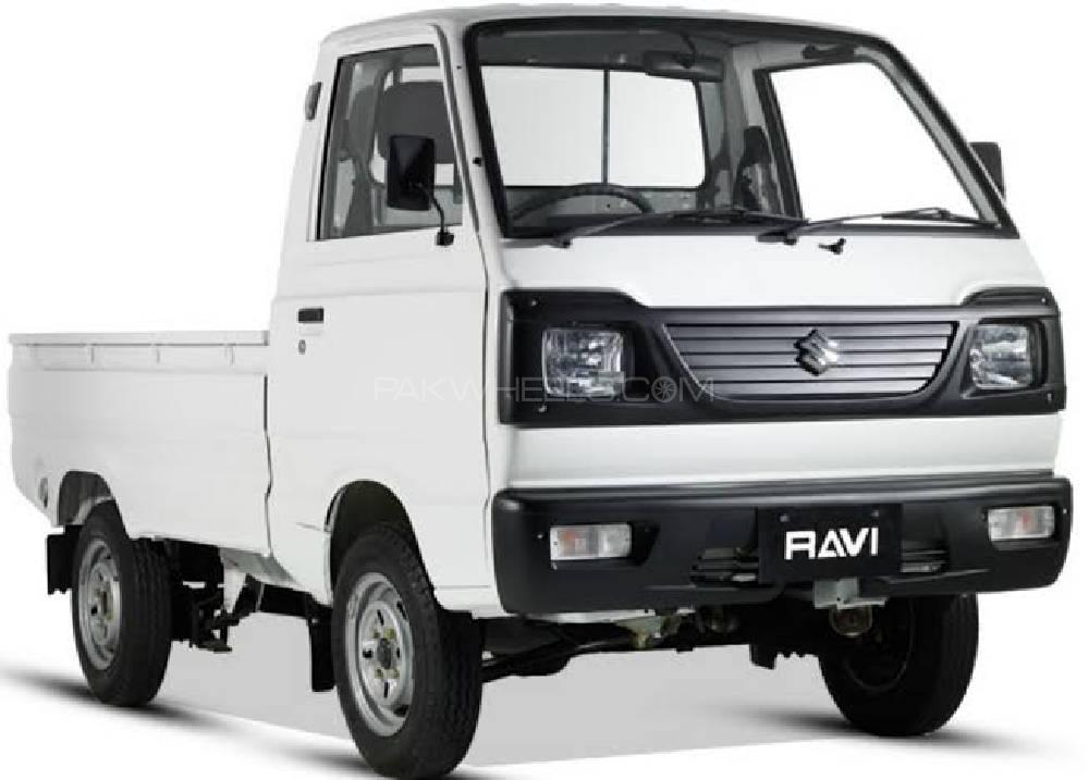 Suzuki Ravi PICKUP STD VX 2019 Image-1