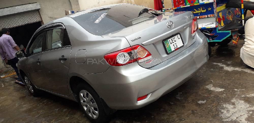 Toyota Corolla GLi Automatic Limited Edition 1.6 VVTi 2014 Image-1