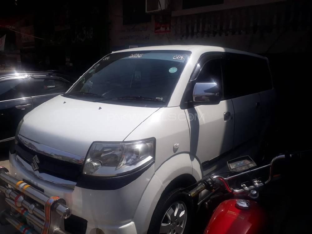 Suzuki APV GLX 2012 Image-1