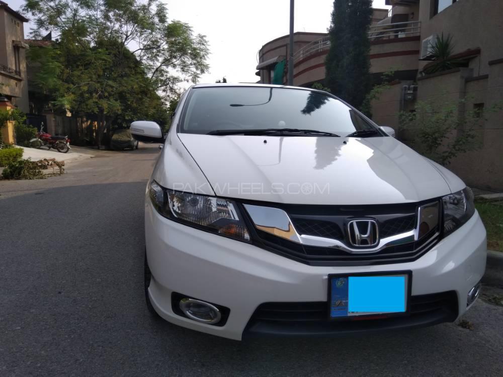 Honda City Aspire 1.5 i-VTEC 2019 Image-1