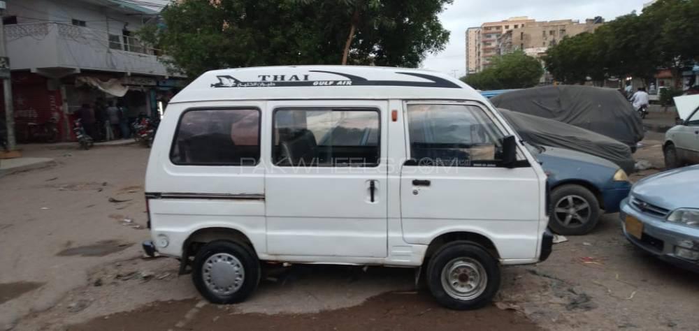 Suzuki Bolan 2000 Image-1