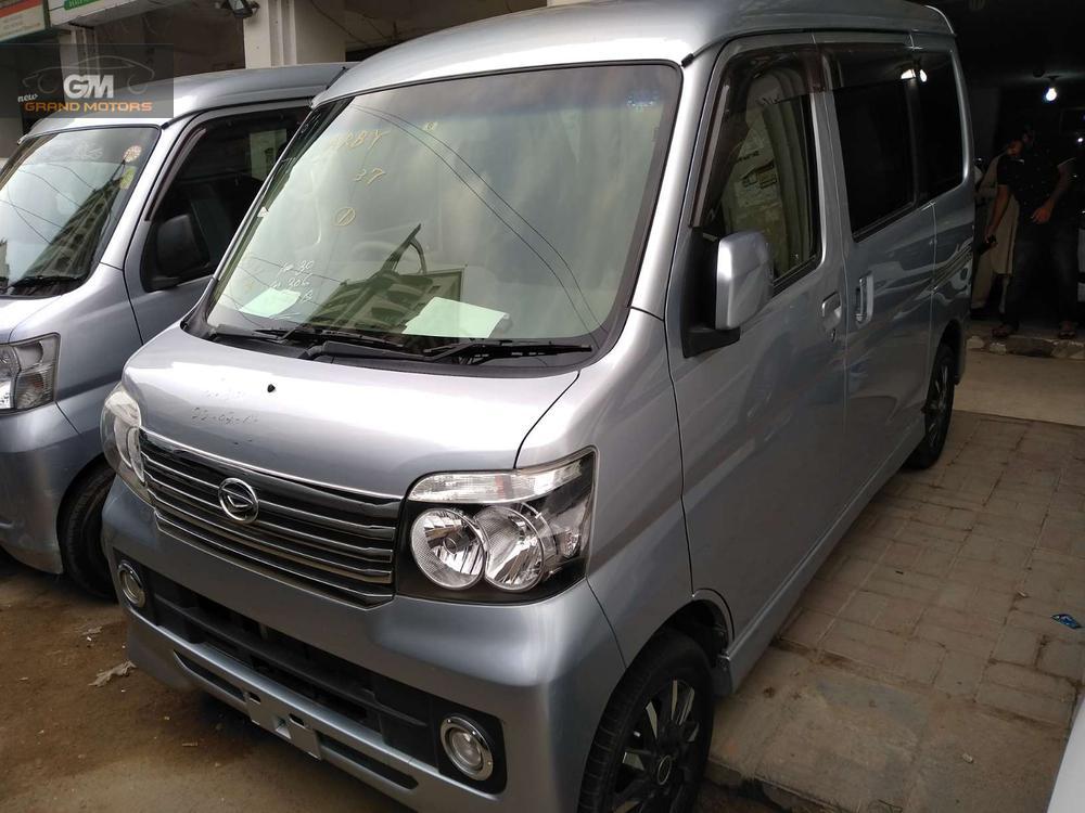 Daihatsu Atrai Wagon CUSTOM TURBO R 2014 Image-1