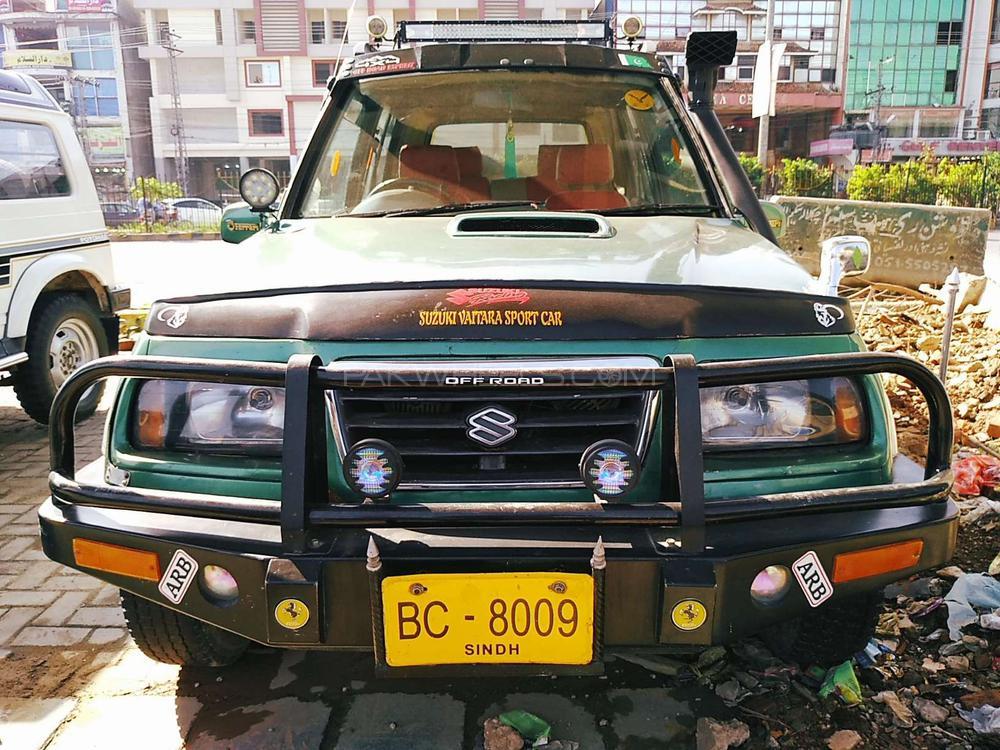 Suzuki Vitara GL+ 1.6 1997 Image-1