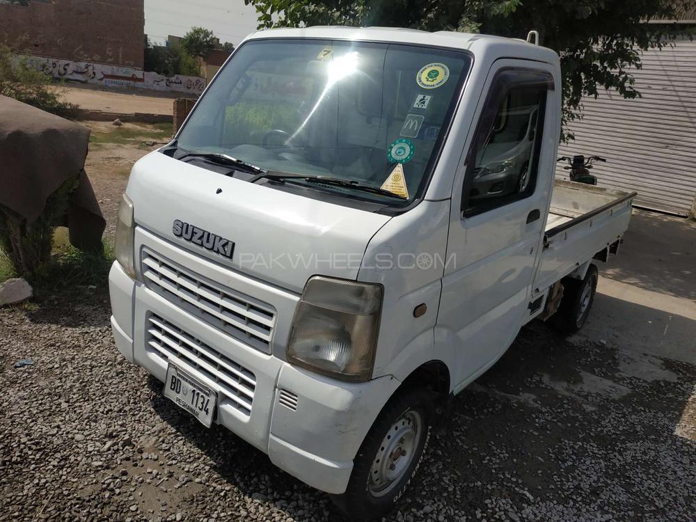 Suzuki Carry Standard 2006 Image-1