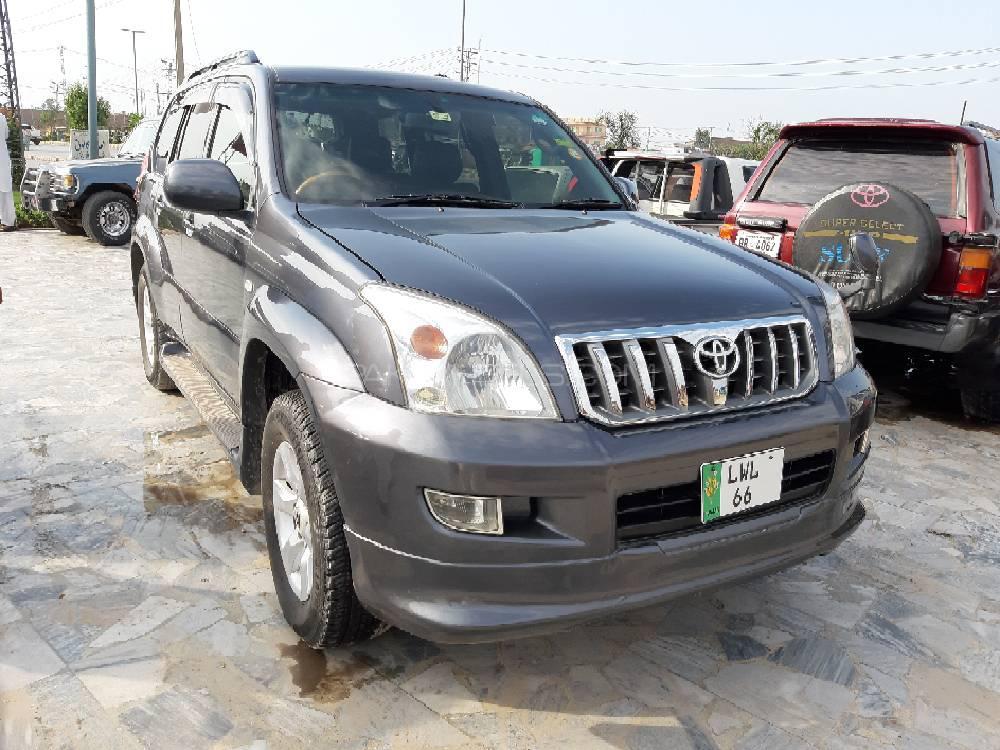 Toyota Prado TZ G 3.4 2003 Image-1