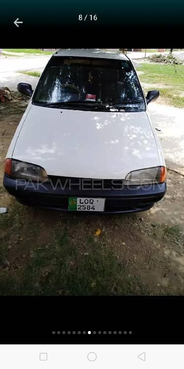 Suzuki Margalla GL Plus 1993 Image-1