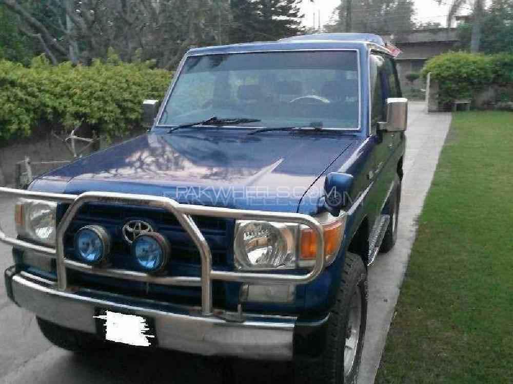 Toyota Prado 1985 Image-1