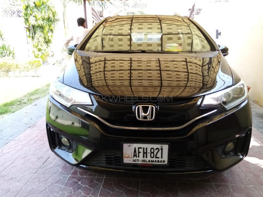 Honda Fit 1.5 Hybrid S Package 2014 Image-1