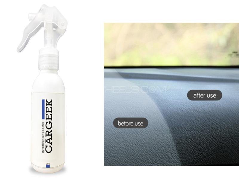 Car Geek Interior Dressing 250ml Image-1
