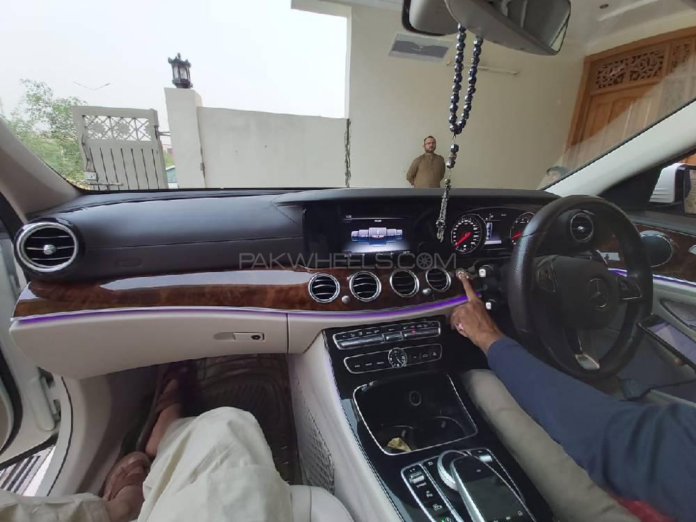 Mercedes Benz E Class E200 2016 Image-1