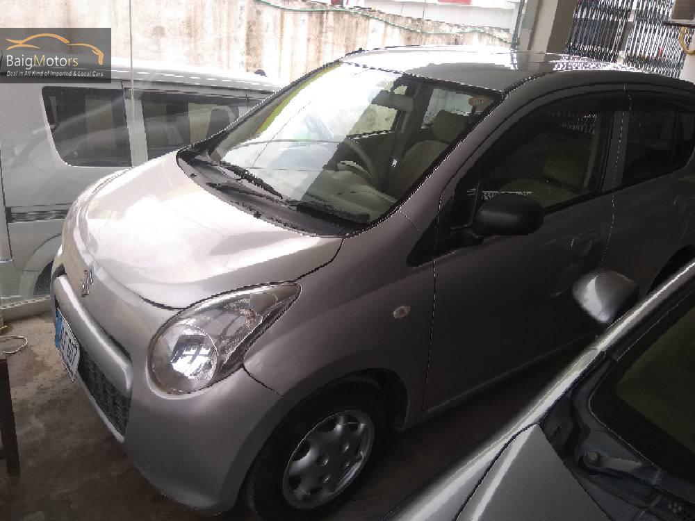 Suzuki Alto ECO-L 2012 Image-1