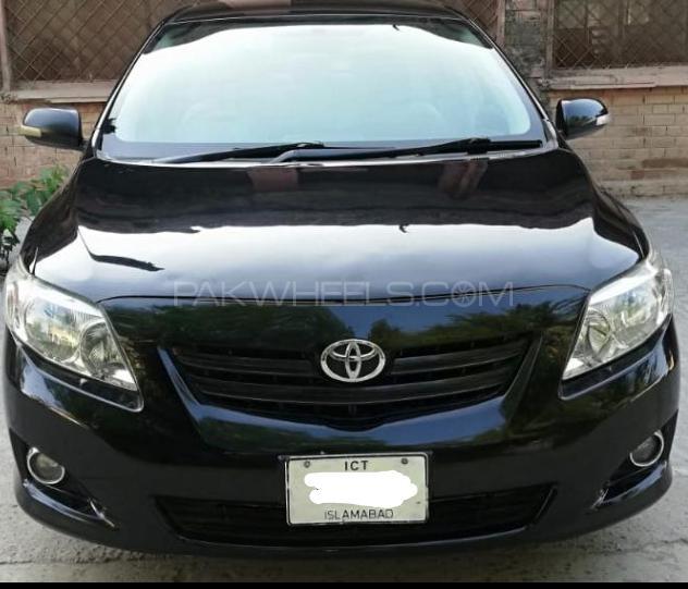 Toyota Corolla 2010 Image-1
