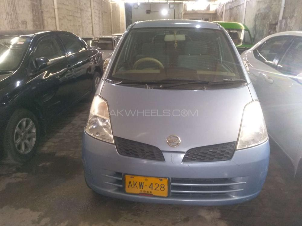 Nissan Moco G 2001 Image-1