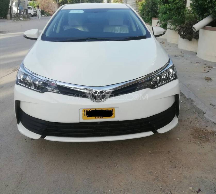 Toyota Corolla 2019 Image-1