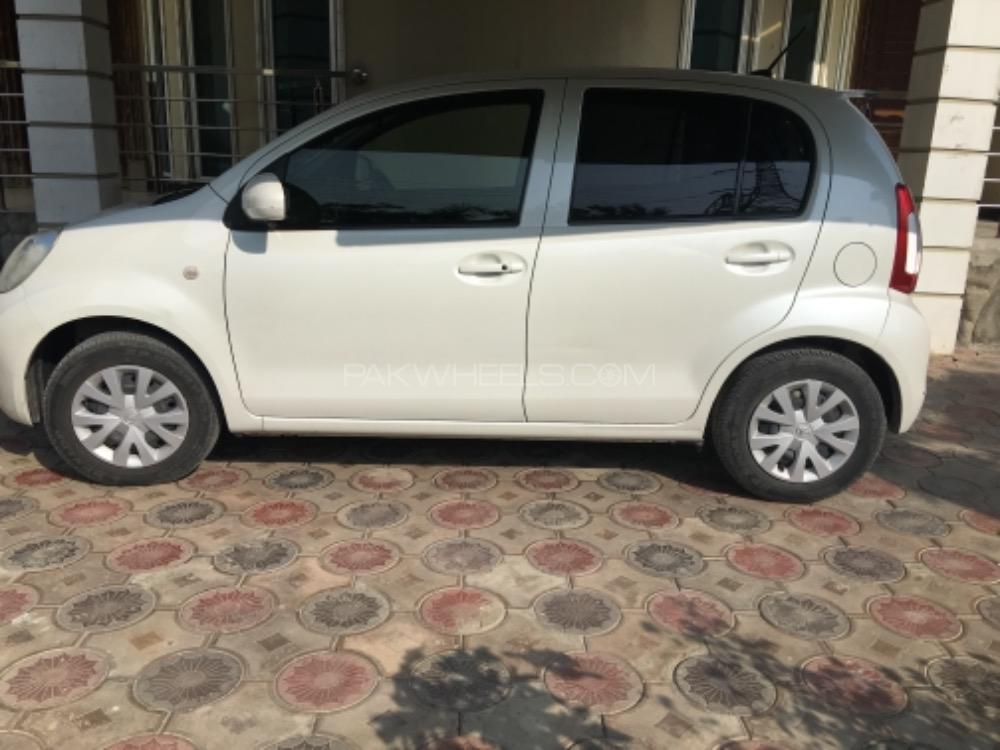 Toyota Passo X V Package 2014 Image-1