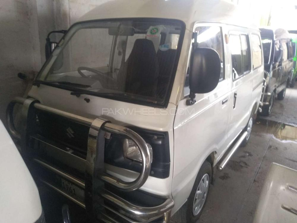 Suzuki Bolan VX 2010 Image-1