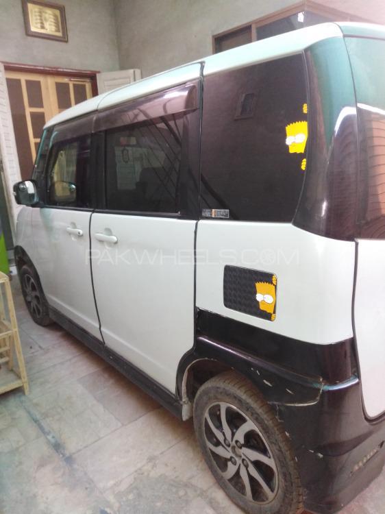 Suzuki Palette Sw GS 2012 Image-1