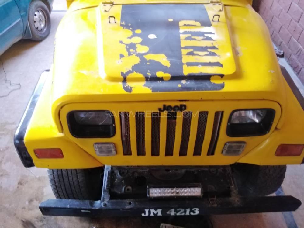 Jeep Cj 7 1986 Image-1