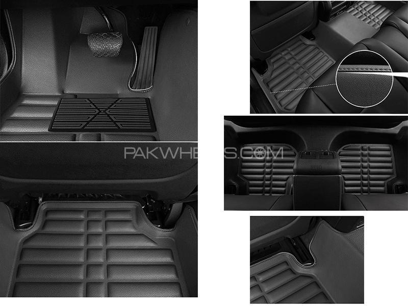 Toyota Floor Mats >> 5d Custom Floor Mats Black For Toyota Corolla 2014 2019