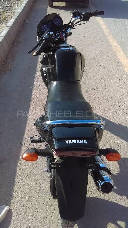 Yamaha YBR 125 - 2017  Image-1