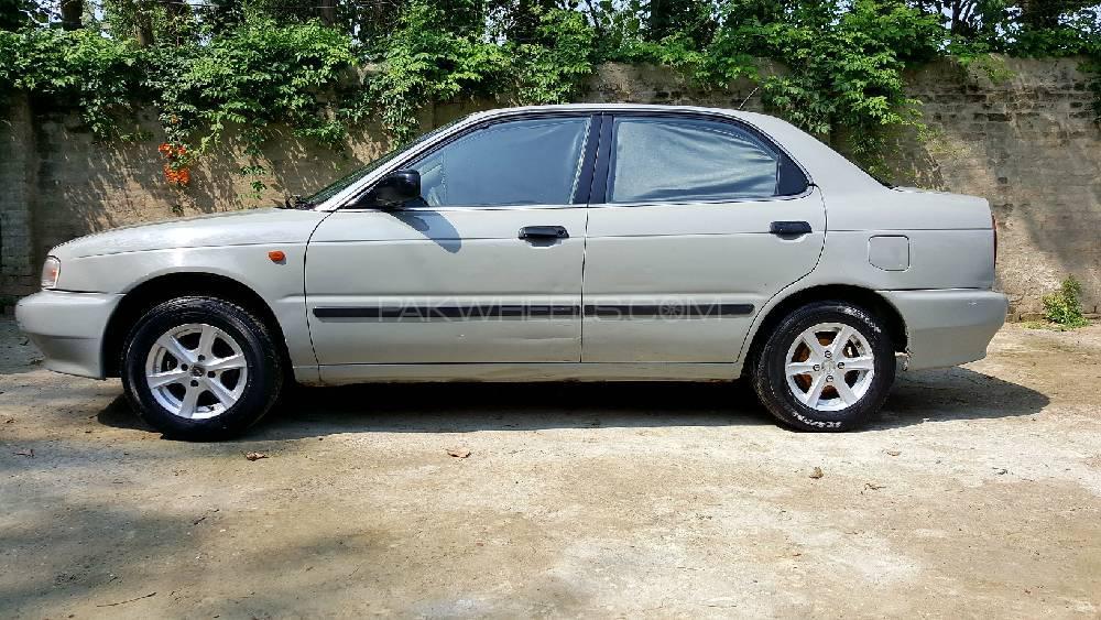Suzuki Baleno GL 2000 Image-1