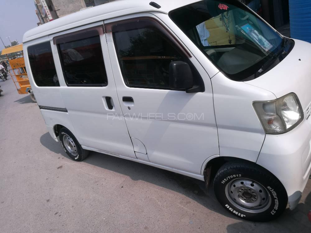Daihatsu Hijet 2007 Image-1