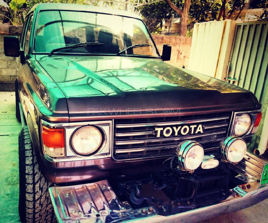 Toyota Land Cruiser - 1981 BJ60? Image-1
