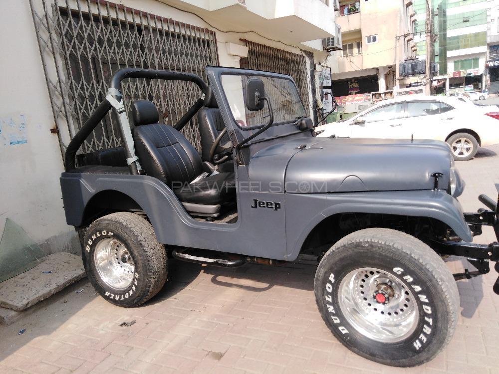 Jeep CJ 5 2.5 1968 Image-1