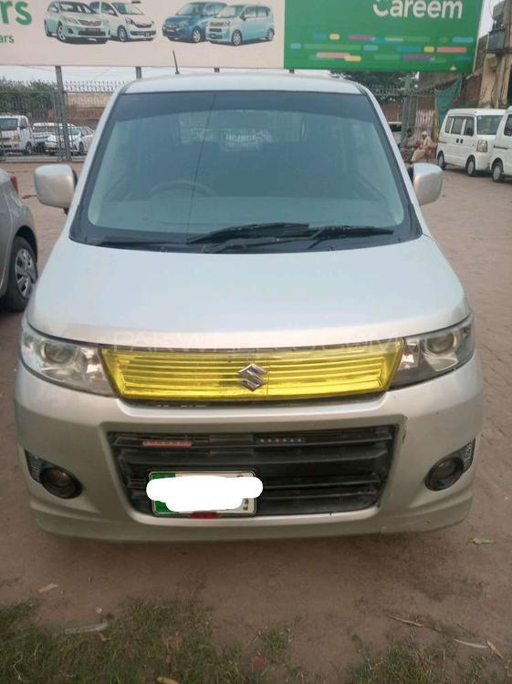 Suzuki Wagon R Stingray Limited 2011 Image-1