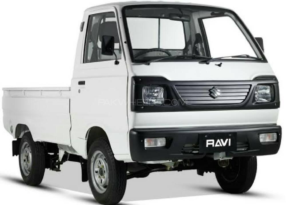 Suzuki Ravi Euro ll 2019 Image-1