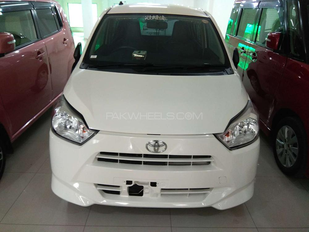 Toyota Pixis Epoch D 2017 Image-1
