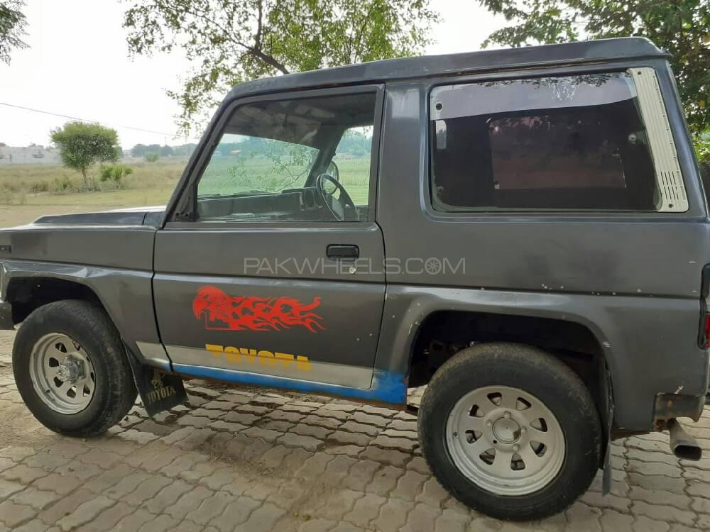 Daihatsu Rocky 2004 Image-1