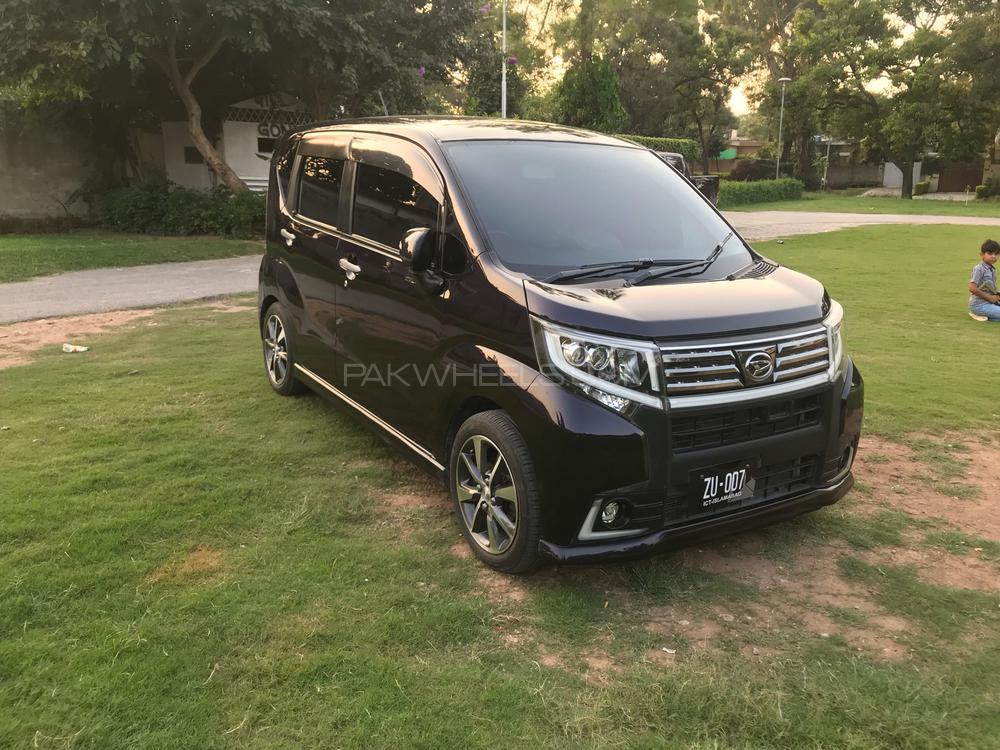 Daihatsu Move Custom For Sale In Islamabad Pakwheels