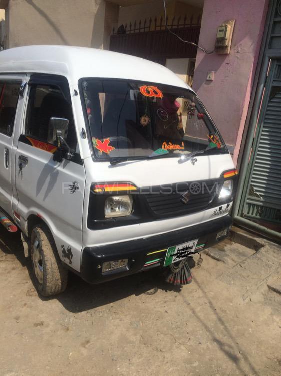 Suzuki Bolan GL 2001 Image-1