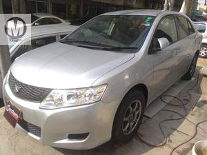TOYOTA ALLION A15 MODEL 2007 REGISTER 2012  SELLER'S COMMENTS ::: MAY ALLAH CURSE LIARS :::  Merchants Automobile offers highly reliable, transparent and competitive vehicle sale-purchase options, authenticated by reputable third party evaluations, and upholding highest technical & professional standards. Merchants Automobile is a name that signifies customer trust and we believe to have long term relationship rather then one time salesmanship  We ensure reliable vehicle assessments of all our vehicles through original auction report verification for unregistered cars and Pakwheels inspection certification for registered cars  We facilitate all our customers as per 3S & 4S modern dealership concept and We also offer attractive exchange deals with your old car to our new car