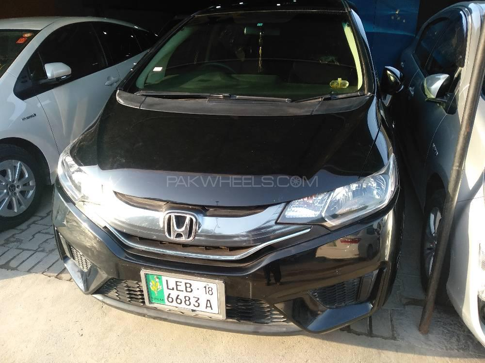 Honda Fit 1.5 Hybrid Base Grade  2015 Image-1