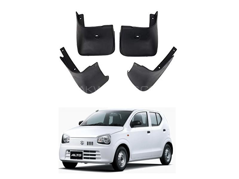 Suzuki Alto Mud Flap Set 4pcs 2016-2019 in Lahore