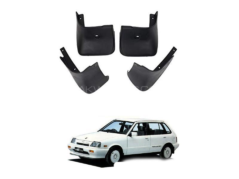 Suzuki Khyber Mud Flap Set 4pcs 1988-1999 Image-1