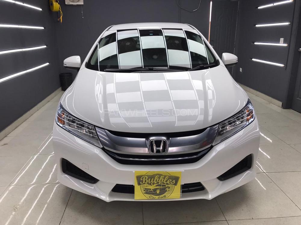 Honda Grace Hybrid LX 2016 Image-1