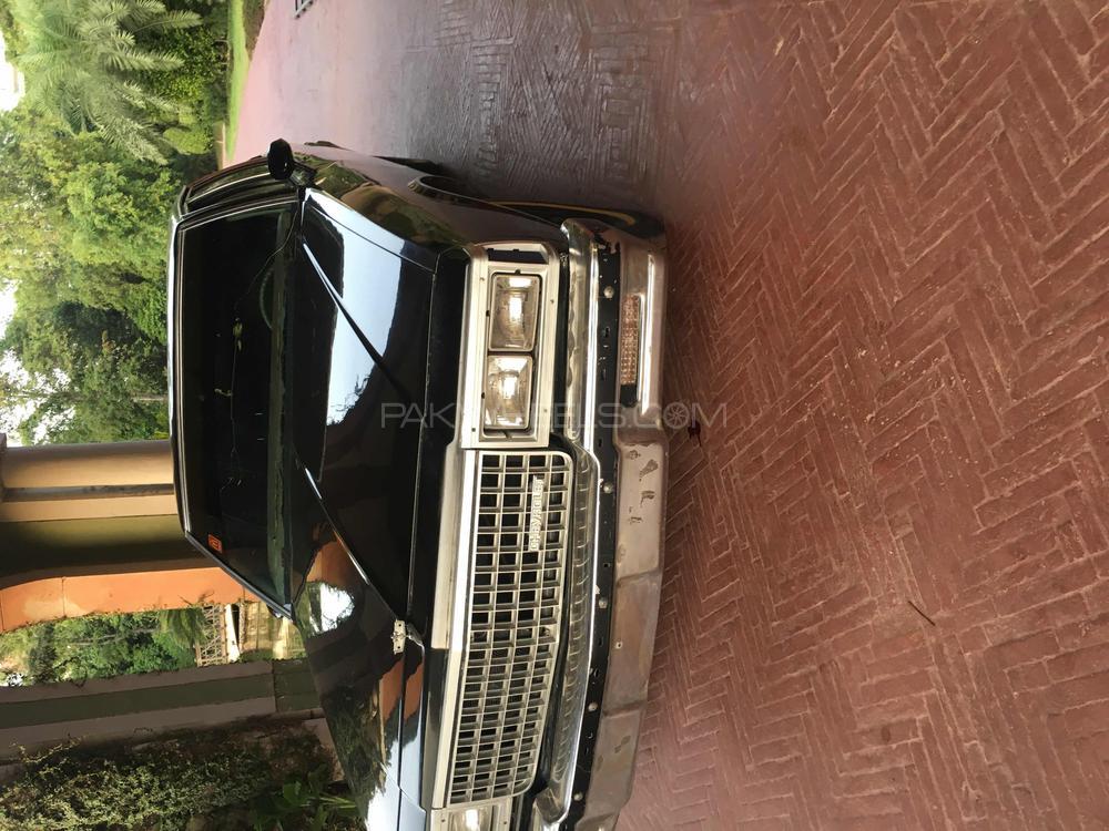 Chevrolet Caprice - 1990 bun2 Image-1
