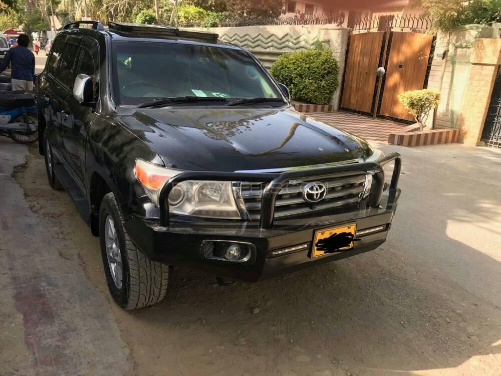 Toyota Land Cruiser ZX 2008 Image-1