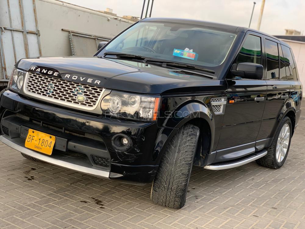 Range Rover Hse 4.6 2013 Image-1