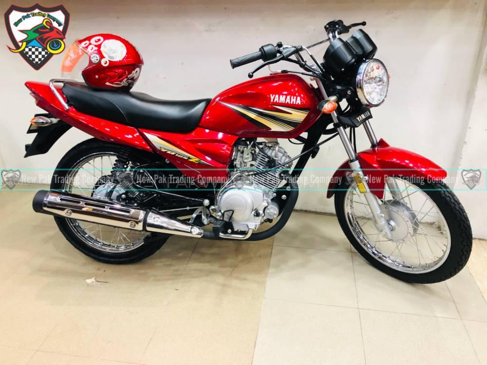 Yamaha YBR 125 2019 Image-1