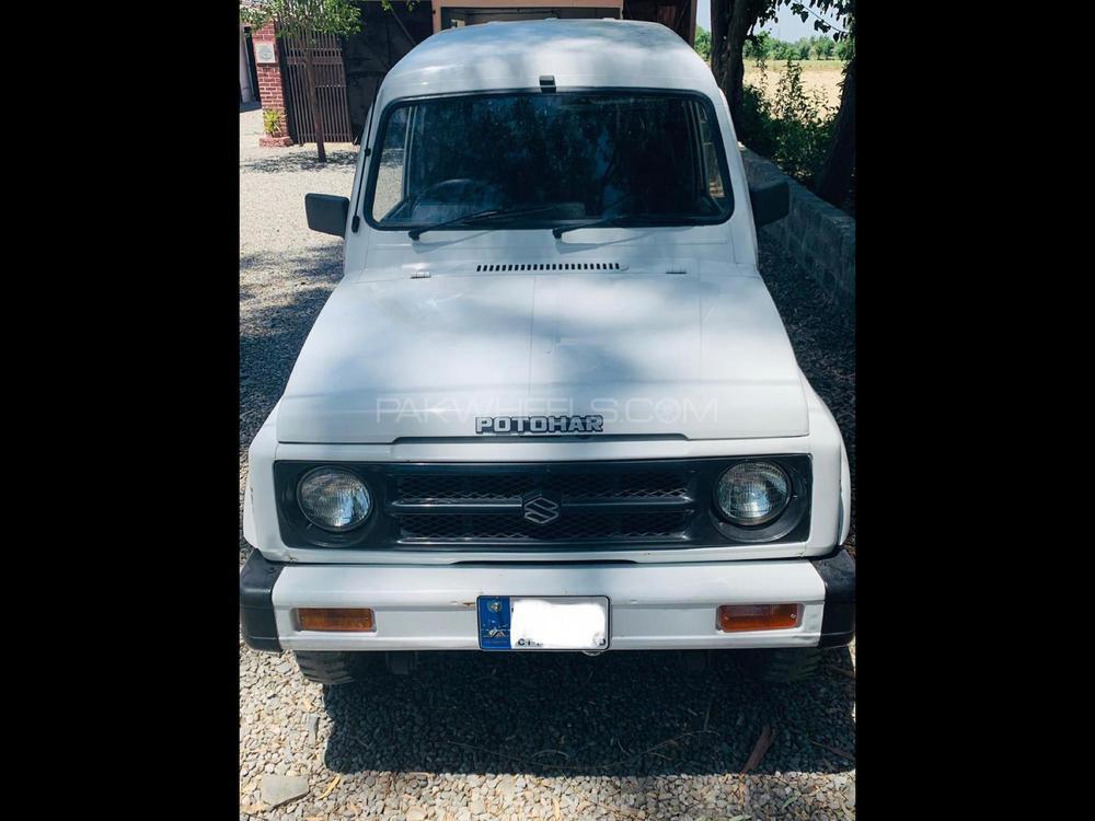Suzuki Potohar 2004 Image-1
